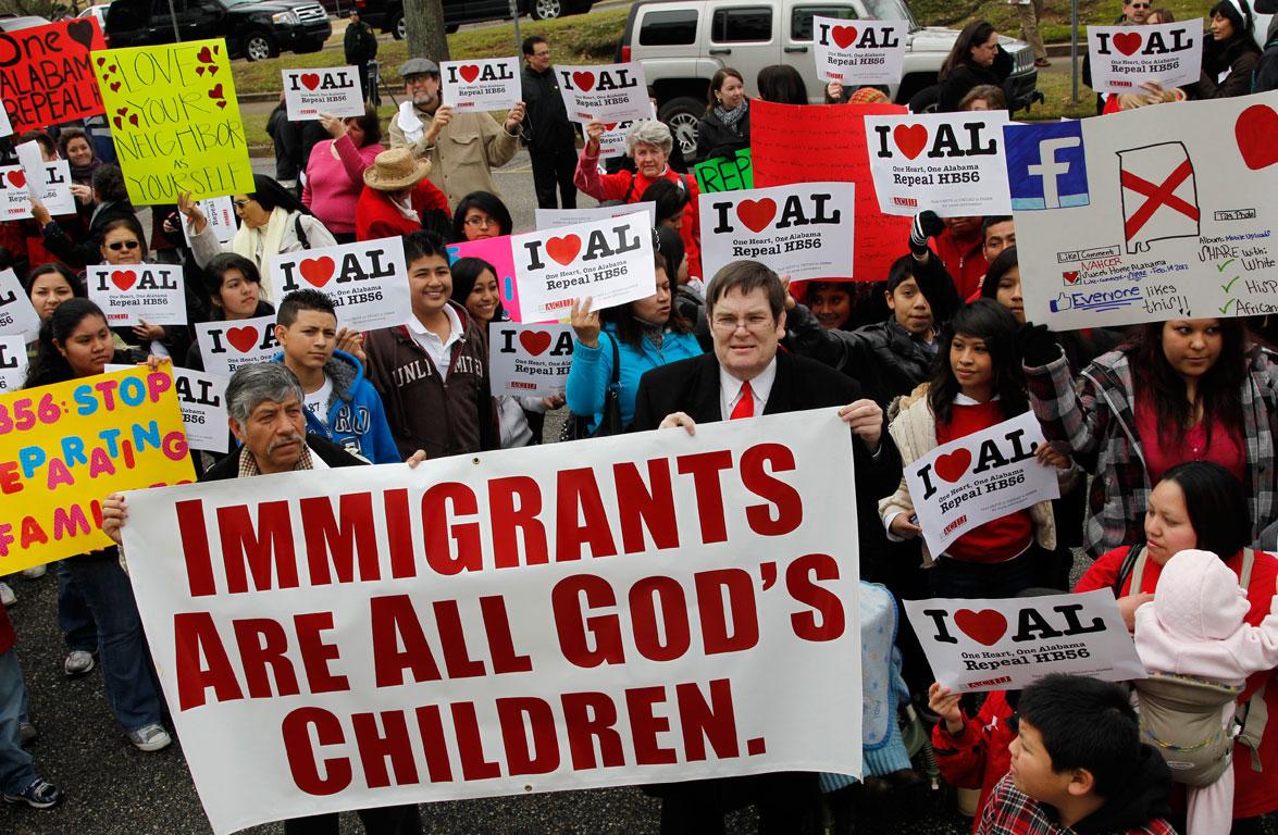 Defending the Bishops on Immigration