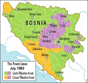 analyzing the causes of ethnic conflict in bosnia Mobilization in bosnia and herzegovina during late 1980s and early 1990s (legal, political, social, ethnic, poleomological), which has had a fundamental effect on the creation of conditions for conflict generation.