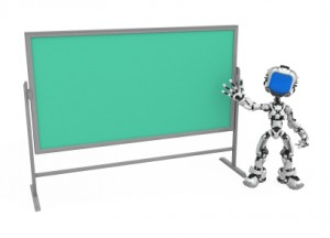 What do I do in the classroom that technology cannot do?