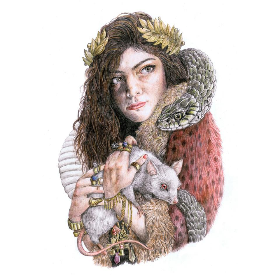 """My Friends and I We've Cracked the Code"": Lorde's ""Royals"" and the Kingdom of God"