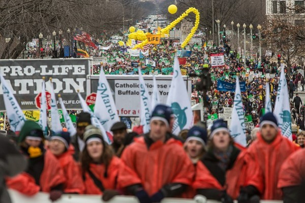 On the Eve of the March for Life: Abortion Skepticism Arrow Pointing Up