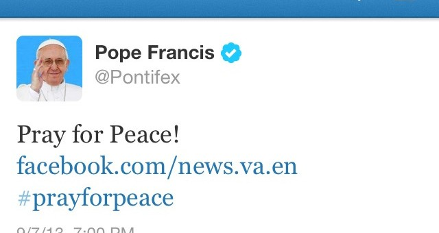 Is Praying for Peace Effective?