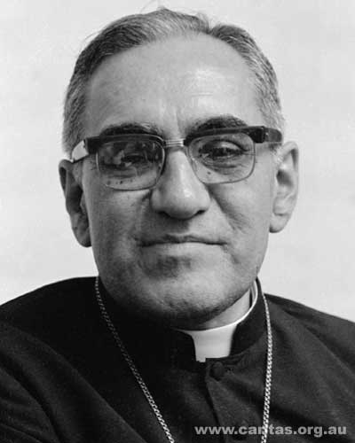 Archbishop Romero is now a martyr.
