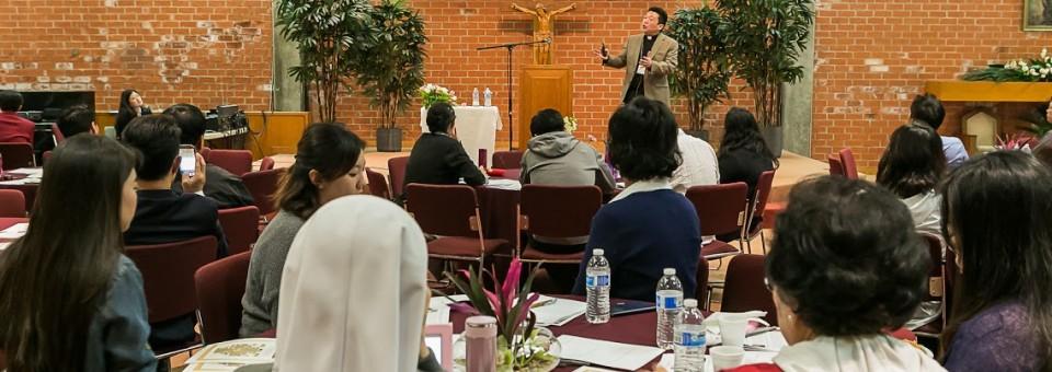 What Korean American Catholic Theologians are Doing