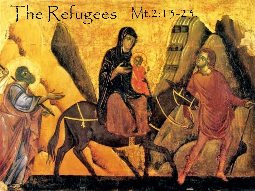 The Epiphany of the Lord: Becoming Displaced for Christ