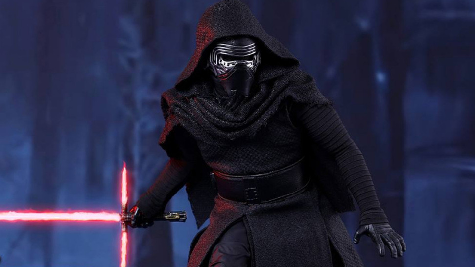 The Troubling Evil of Star War's Kylo Ren