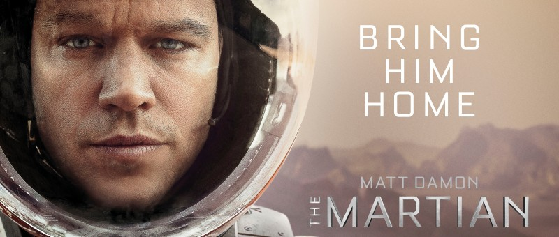 The Martian and a Courageous World