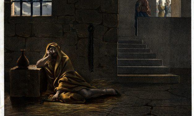 Hope in Captivity: 3rd Sunday of Advent