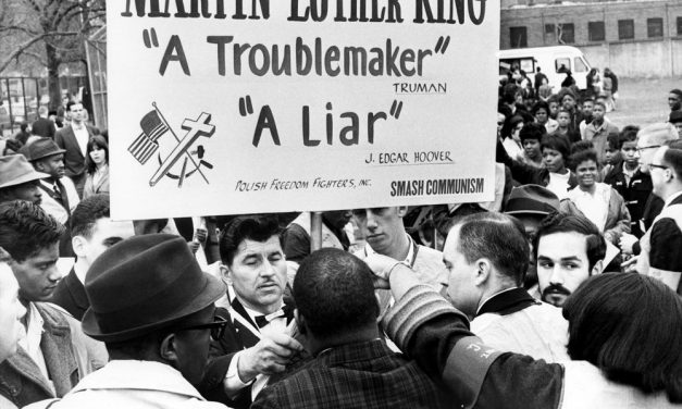 Martin Luther King: The Divisive Dreamer