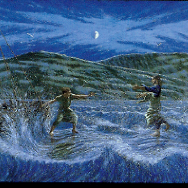 19th Sunday in Ordinary Time: God is Not in the Storms