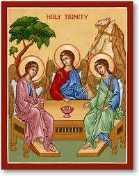 Trinity Sunday: God is THIS love