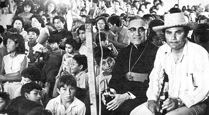 """There is conflict– God be blessed"": Romero and the unity of the Church"