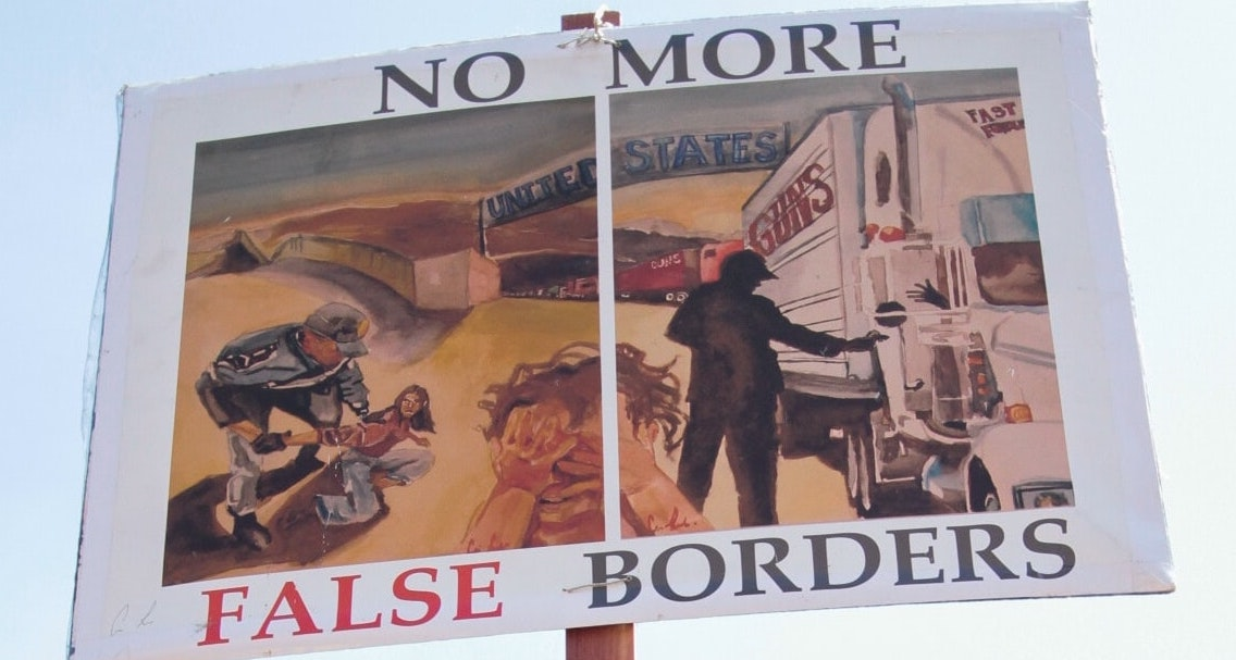 A Crisis at the Border? Time for a Mysticism of Open Eyes