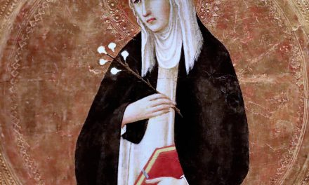 Memorial of St. Catherine of Siena, Doctor of the Church