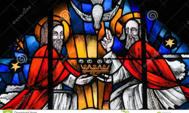 Lectionary: Trinity Sunday: Mysterious No Longer?