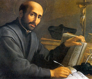 Lectionary: Memorial of St. Ignatius of Loyola