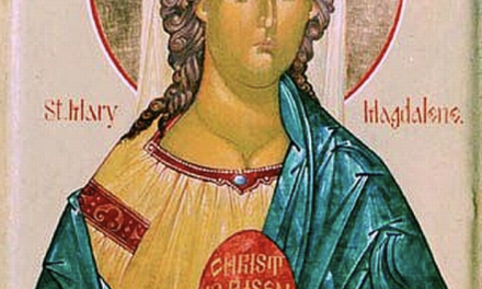 """""""Believe Women"""" & other Lessons on the Feast of St. Mary of Magdala (Lectionary)"""