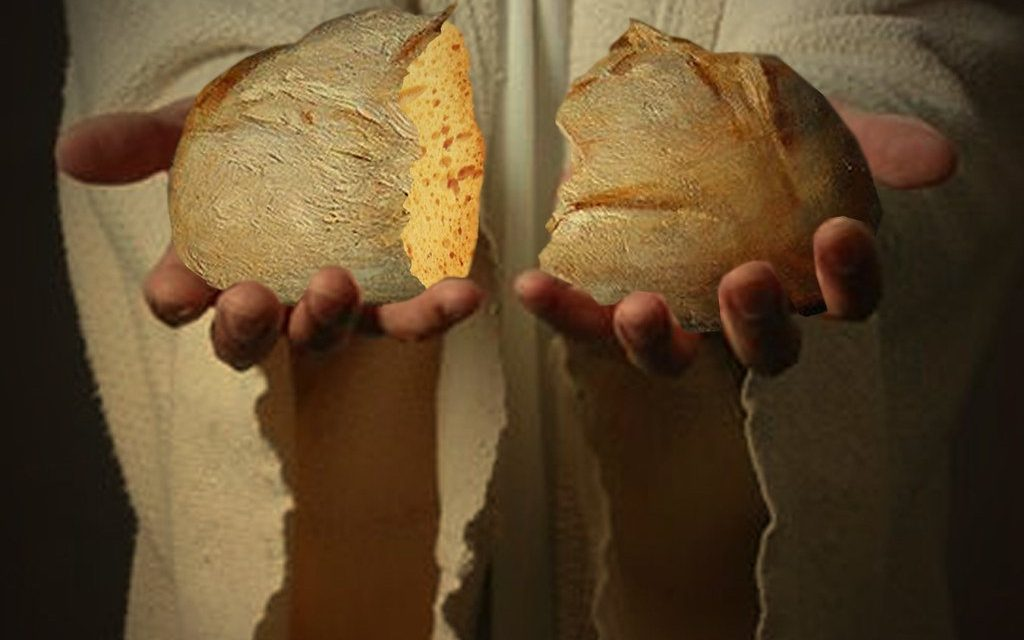 The Life is the Person is the Food  – 18th Sunday in Ordinary Time